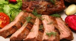 ¿Ya probaste la comida Carnes?