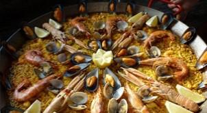 ¿Ya probaste la comida Española?