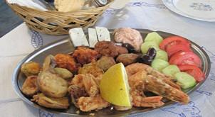 ¿Ya probaste la comida Griega?