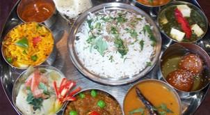 ¿Ya probaste la comida India?