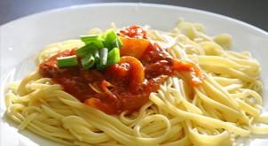 ¿Ya probaste la comida Italiana?