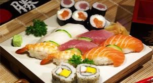 ¿Ya probaste la comida Japonesa?