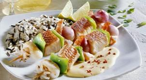¿Ya probaste la comida Mediterránea?