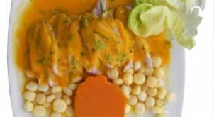 ¿Ya probaste la comida Peruana?