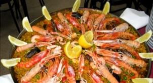 ¿Ya probaste la comida Pescados y mariscos?
