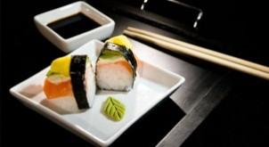 ¿Ya probaste la comida Sushi?