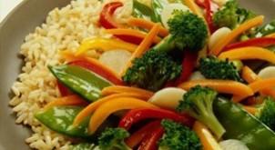 ¿Ya probaste la comida Vegetariana?