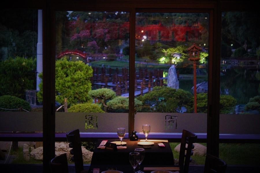 Jardin japones avenida casares 2966 palermo chico for Restaurant jardin