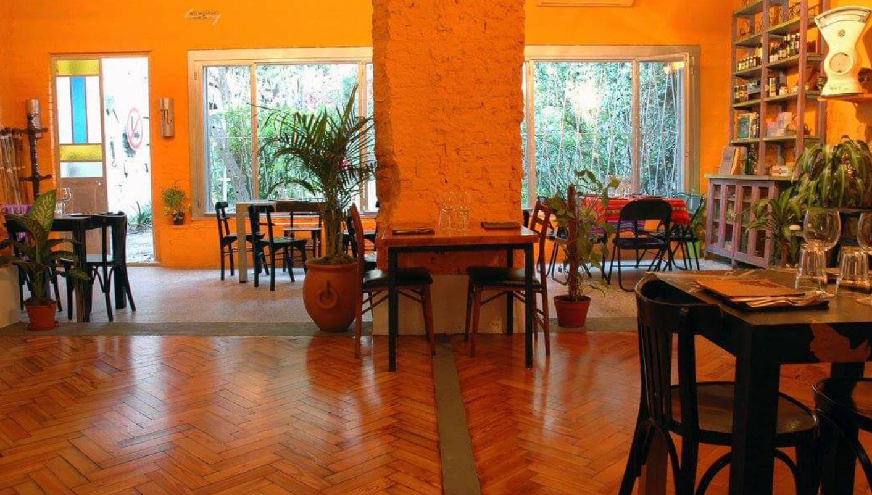 Tu jardin secreto gregoria perez 3200 abasto reservas for Restaurante casa jardin